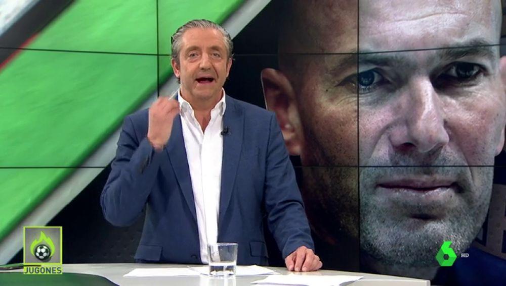 """Josep Pedrerol: """"El Madridismo te perdona todo... pero vaya faena le has dejado al Madrid """""""