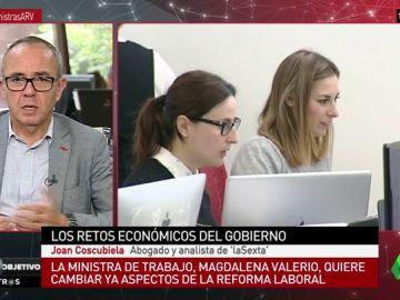 """Joan Coscubiela: """"Es absolutamente imprescindible modificar la reforma laboral de 2012"""""""