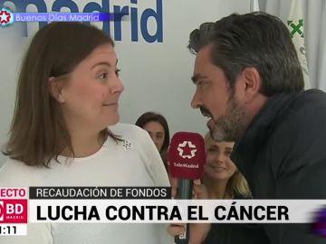 """Lluvia de 'zascas' de la hija de Florentino Pérez a José Antonio Masegosa: """"Toma unos pines para ti y tu familia..."""""""