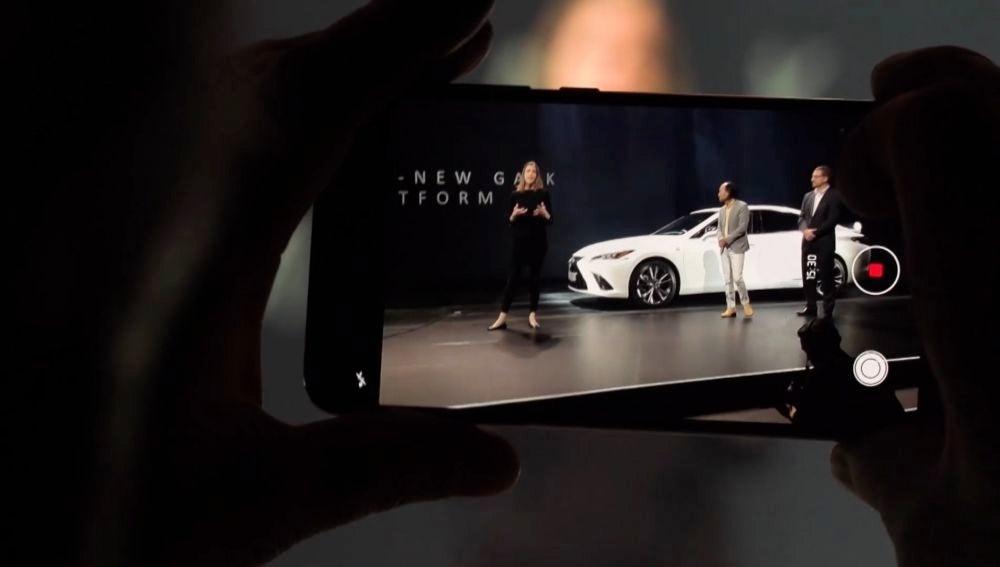 Asistimos a la presentación del Lexus ES
