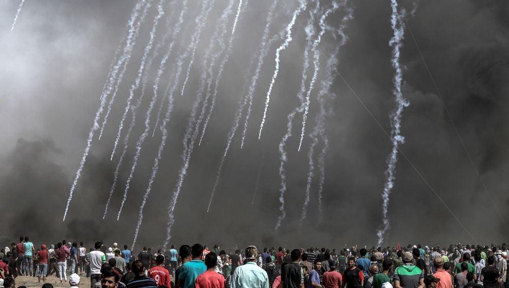 Israel ha matado a 135 palestinos en dos meses