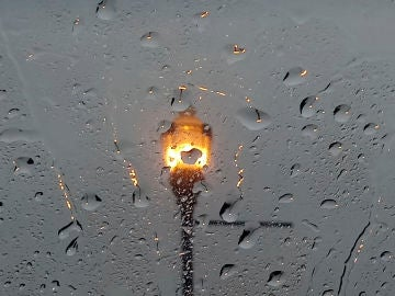 Imagen de archivo de lluvia
