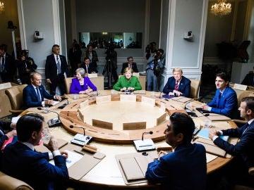 Reunión de la cumbre G-7 en Canadá