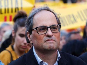 """laSexta Noticias Fin de Semana (09-06-18) Quim Torra, sobre la posible reforma de la Constitución: """"Bienvenidas todas las propuestas"""""""