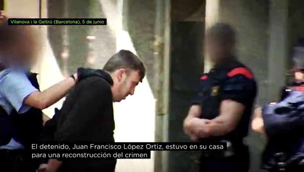 Juan Francisco López Ortiz, el presunto asesino de Laia