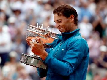 Rafa Nadal gana su undécimo Roland Garros