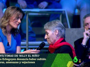 Felisa, víctima de Billy el Niño