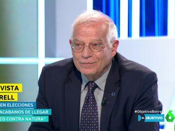 Josep Borrell, ministro de Exteriores, UE y Cooperación