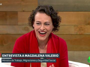 Magdalena Valerio, en Liarla Pardo