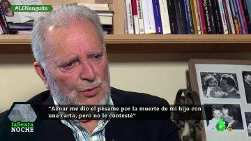 Julio Anguita en laSexta Noche