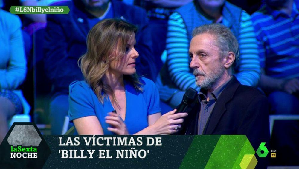 Luis Suárez-Carreño, víctima de Billy el Niño