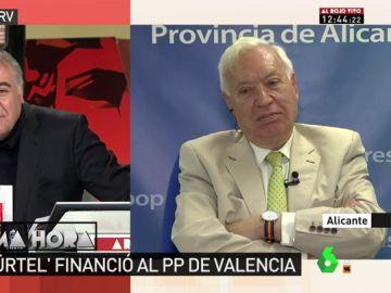 """García-Margallo: """"Combatiré los programas que me parezcan perjudiciales para mi partido y mi país"""""""