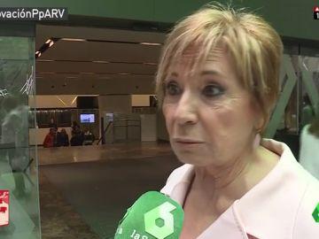 """El nuevo dardo de Villalobos a laSexta: """"Me gustaría que hablarais de la corrupción del PSOE en Valencia"""""""