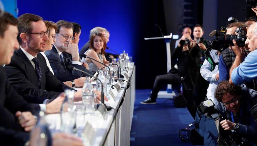 Reunión de la Junta Directiva Nacional del PP