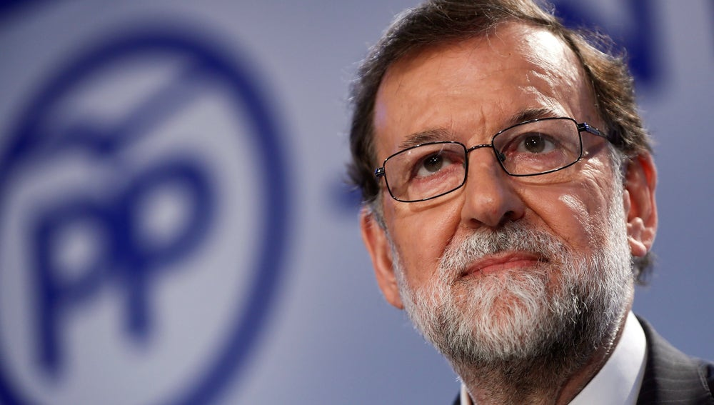 El expresidente del Gobierno Mariano Rajoy