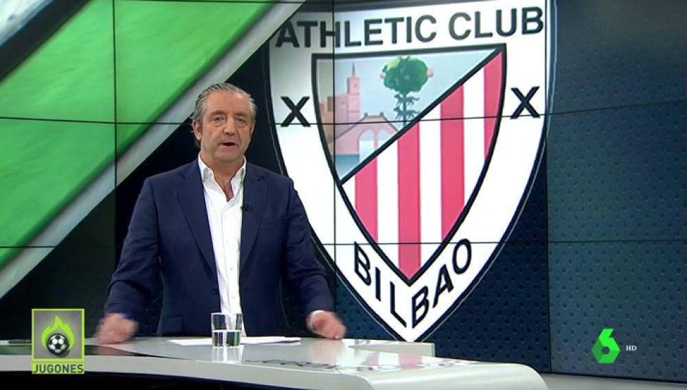 """Josep Pedrerol: """"Urrutia, el Athletic no es tuyo. No puedes meterlo en un lío político porque a ti te dé la gana"""""""