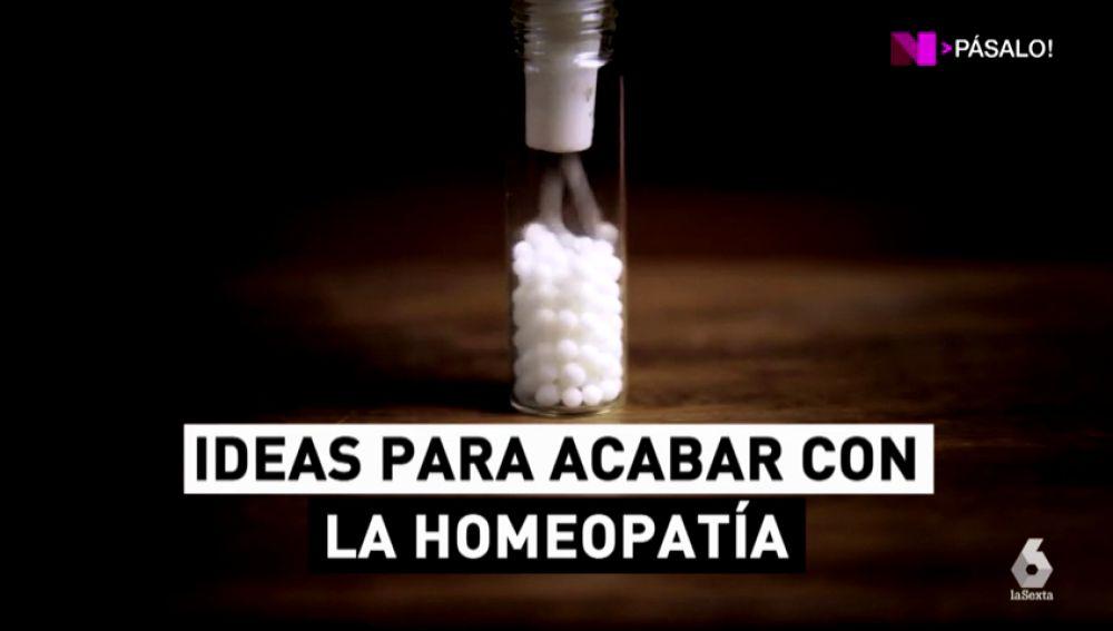 Sanidad promete combatir la homeopatía: así tendrá que sortear las normas para quitarla de las farmacias