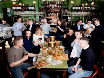 Chefs. The Great British Pub