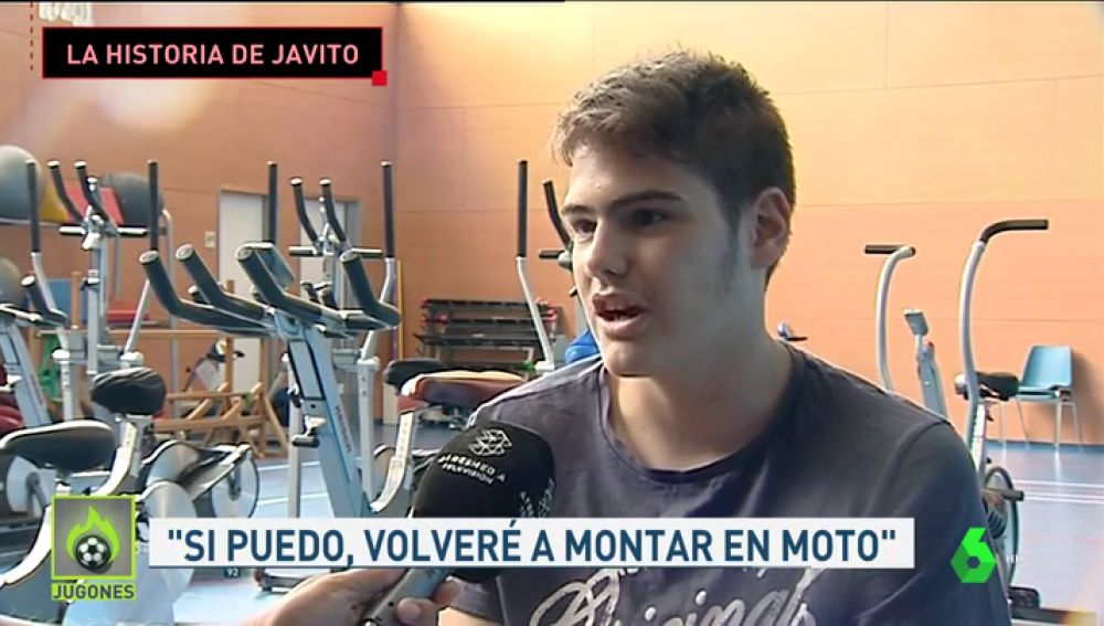 La emotiva historia de Javito: Solidaridad y superación