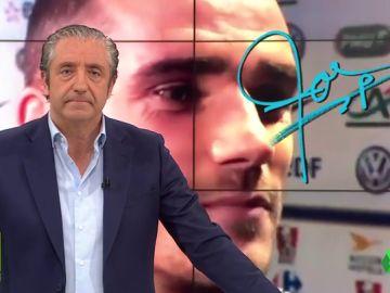 """Josep Pedrerol: """"Está bien que pelees por tus intereses. Pero querido Antoine… todo tiene un límite"""""""