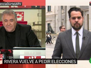 """Fernando de Páramo: """"Más del 70% de los españoles quieren elecciones, según los datos publicados"""""""