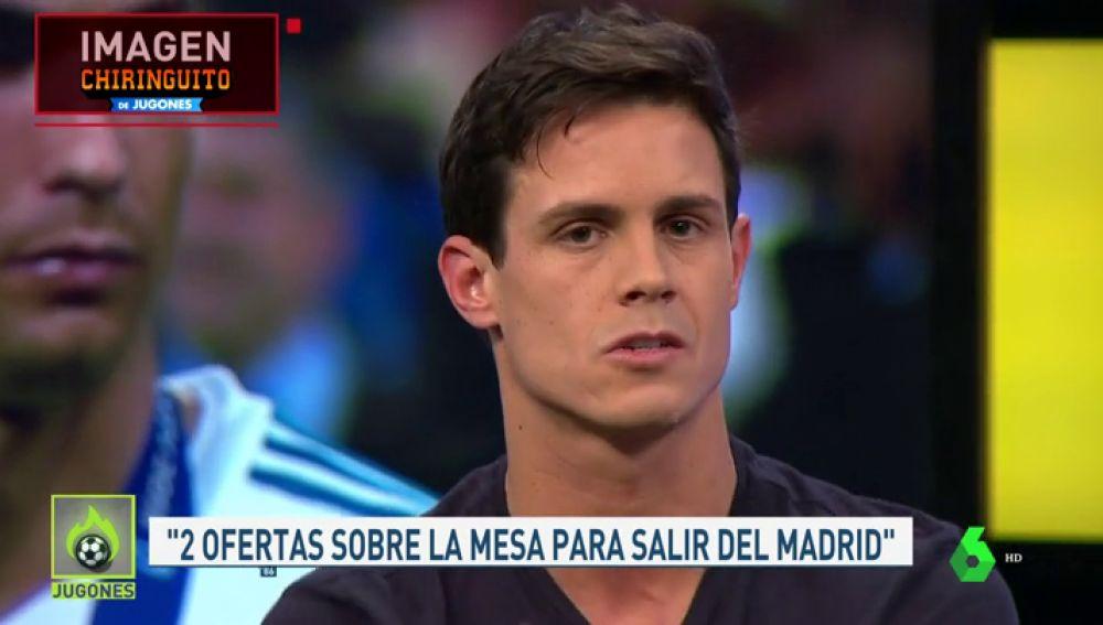 """Edu Aguirre: """"Cristiano tiene dos ofertas muy importantes encima de la mesa"""""""