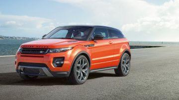Land Rover deja de fabricar el Range Rover Evoque Coupé
