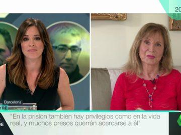 """Pilar Eyre: """"Probablemente Urdangarin irá a una prisión de Madrid y puede ser la de Estremera"""""""