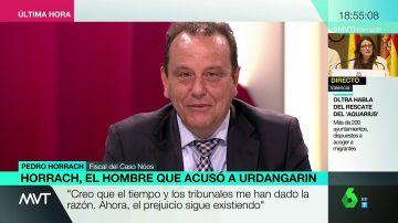 """El fiscal Horrach, sobre la infanta Cristina en el 'caso Nóos': """"Por su posición fue tratada de forma discriminatoria"""""""