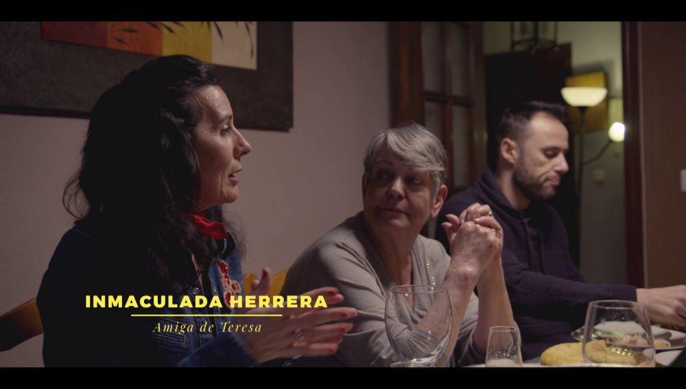 Inmaculada Herrera, en Bienvenidas al norte y al sur