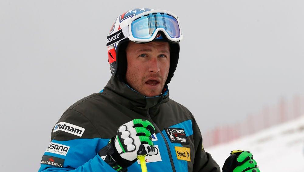El esquiador norteamericano Bode Miller