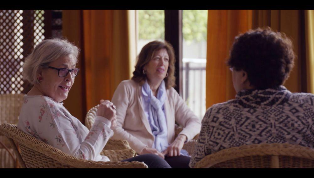 Las abuelas de Bienvenidas al norte y al sur