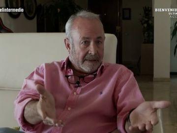 José Castro con Gonzo