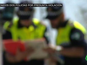 Detenidos dos policías locales de Estepona por la presunta agresión sexual a una joven de 18 años