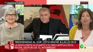 """""""El PER ayuda a mantener esa precariedad laboral que hay en Andalucía"""": Andalucía despide a las abuelas de Bienvenidas al Sur"""