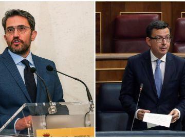 Màxim Huerta y Román Escolano, los ministros más breves de la democracia española