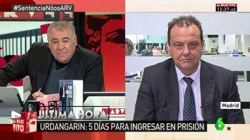 """Horrach responde a José Castro tras la sentencia del 'caso Nóos': """"El juez de instrucción no está para sentar a nadie en el banquillo"""""""