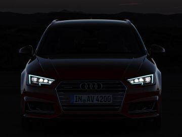 Audi A4 Avant Iluminación