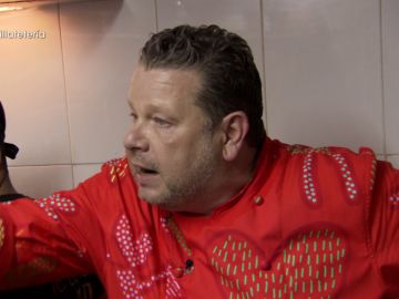 Alberto Chicote, en Pesadilla en la cocina: Nazarí