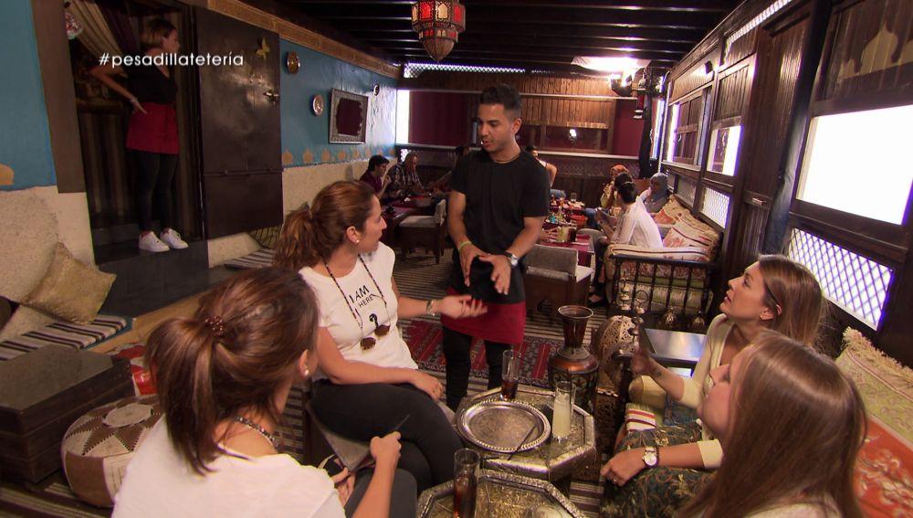 Jaime, en Pesadilla en la cocina: Nazarí