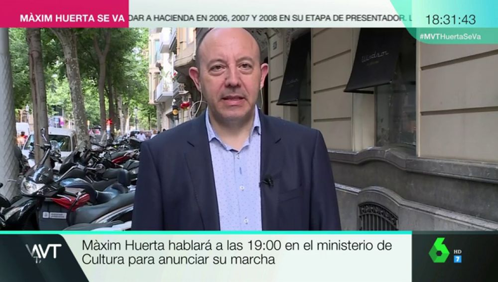 El profesor Bernardos explica detalle a detalle la condena a Màxim Huerta por fraude y qué implica para Hacienda