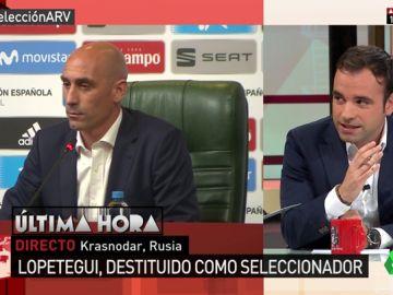 Lopetegui es cesado como entrenador de España sin que conozcamos a su sustituto: Celades, el mejor posicionado