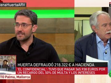 """Chani cuenta su caso con Hacienda: """"A muchos nos dijeron que no teníamos mala fe, y la sentencia (de Màxim Huerta) dice que hubo intención de defraudar"""""""