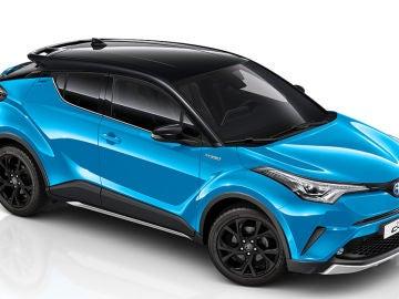 El Toyota C-HR 2019 estrena look y añade más equipamiento de serie