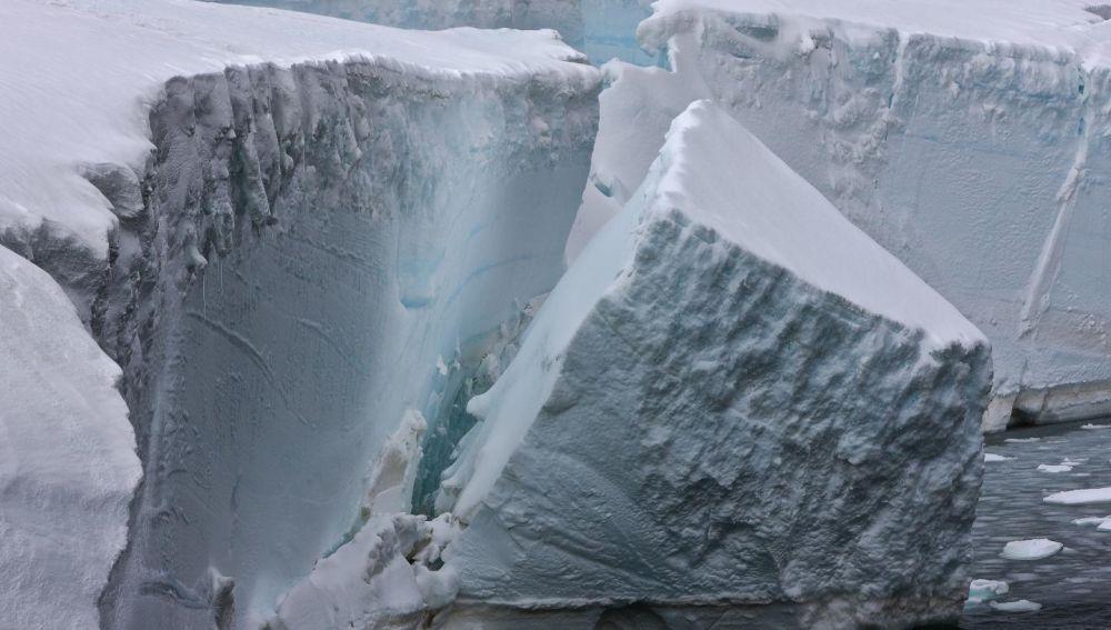La Antartida ha perdido tres billones de toneladas de hielo desde 1992
