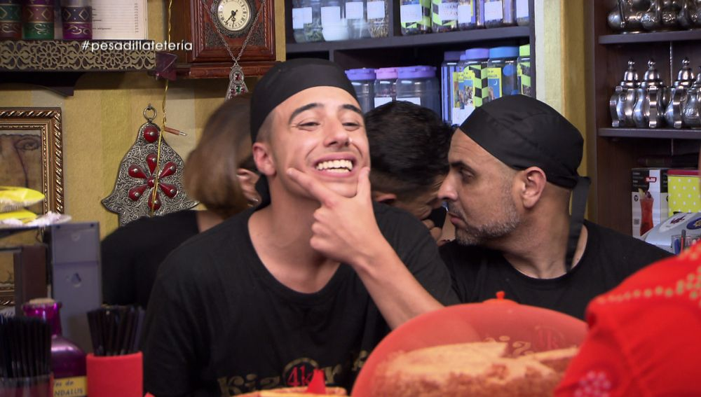 Nestor, Pesadilla en la cocina: Nazarí