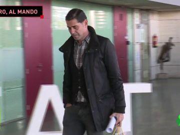 Fernando Hierro, nuevo seleccionador español