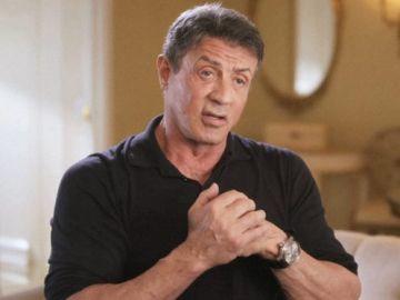 Imagen de archivo del actor estadounidense, Sylvester Stallone
