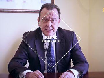 El fiscal Pedro Horrach, el sábado en laSexta Noche