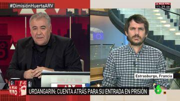 """Ernest Urtasun: """"Salvini es producto de la insolidaridad de la UE y España hacia Italia con la reubicación de refugiados"""""""